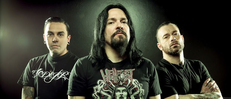 Prong Cancel Auckland Concert