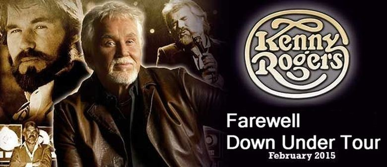 Kenny Rogers Final New Zealand Tour