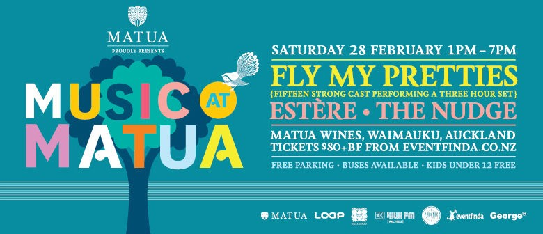 Music at Matua Announces Lineup