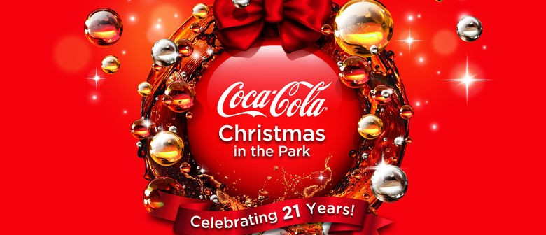 Save the Date: Coca-Cola Christmas in the Park