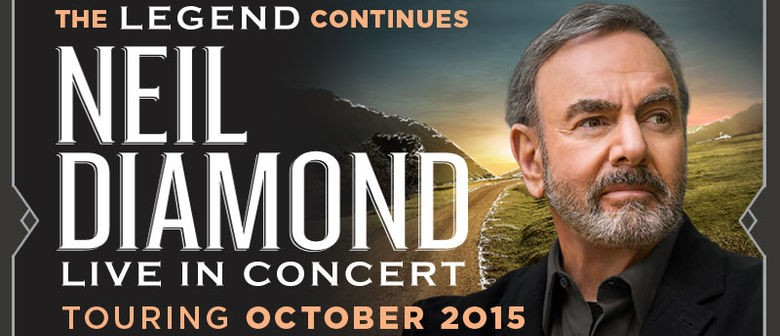 Neil Diamond Announces New Zealand Concerts
