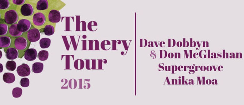 Black Barn Winery Tour Date Sells Out, New Show Added