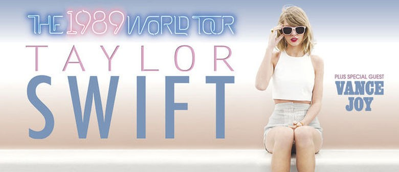 Taylor Swift Announces Australian Tour