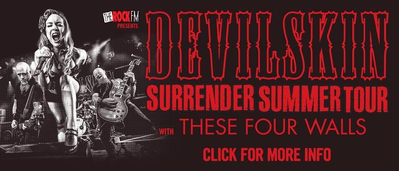 Devilskin Announce New Zealand Tour