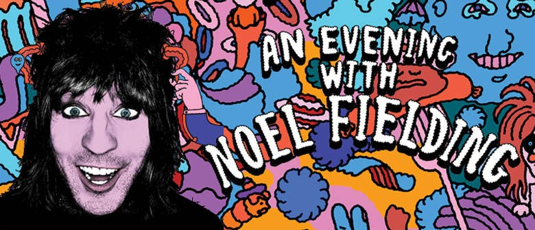 Mighty Boosh Star Noel Fielding Announces NZ Tour