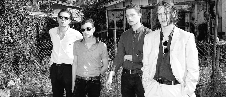 Iceage to Play Laneway Pre-Party