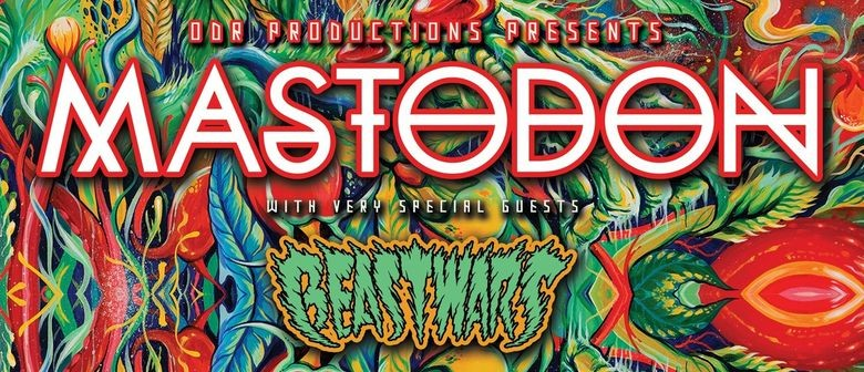 Mastodon Venue Change