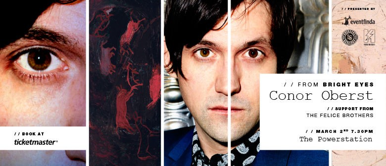 WIN: Conor Oberst Prize Pack