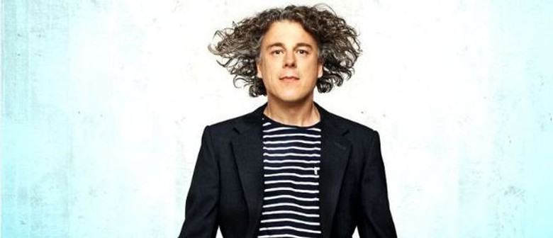 Alan Davies Announces New Zealand Tour
