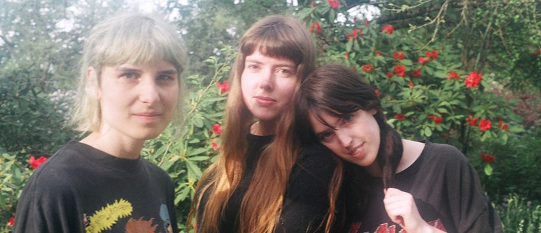 The Courtneys to join Parquet Courts tonight in Auckland