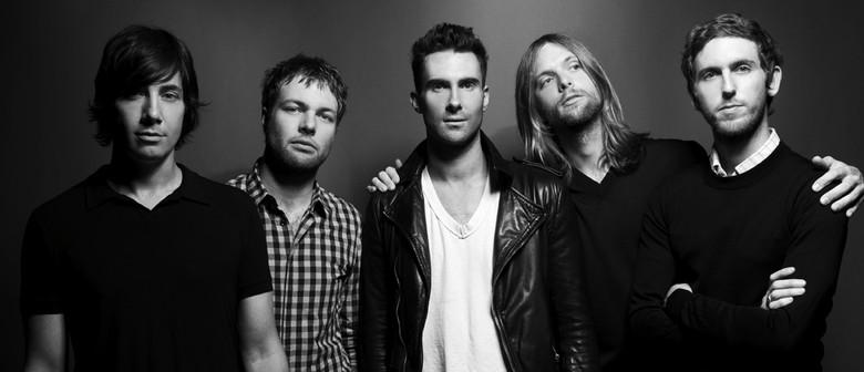 Maroon 5 Announce NZ Tour