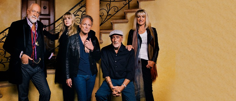 Fleetwood Mac Announce Two New Zealand Shows