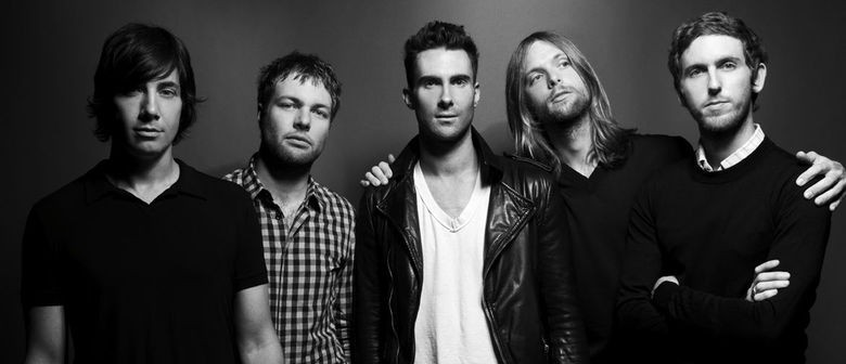Maroon 5 Adds Second Auckland Date
