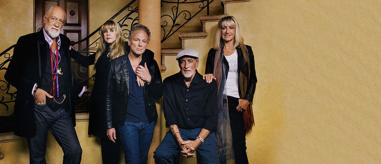 Fleetwood Mac Announces Second Auckland Show After Sell Out