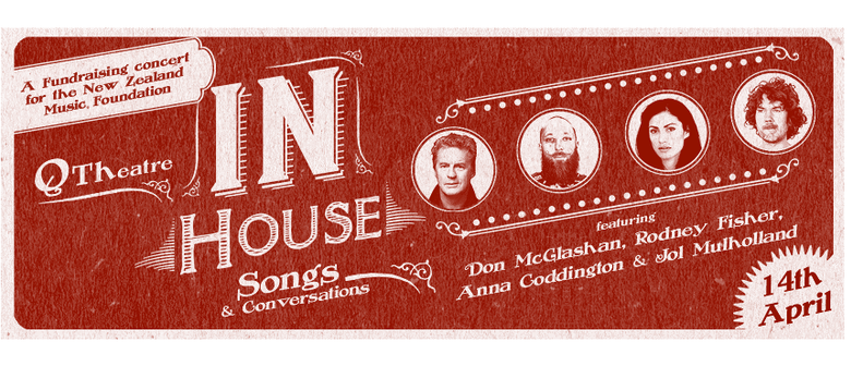 Don McGlashan and Friends Come Together for 'In House'