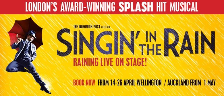Singin' in the Rain - Auckland Season Extended