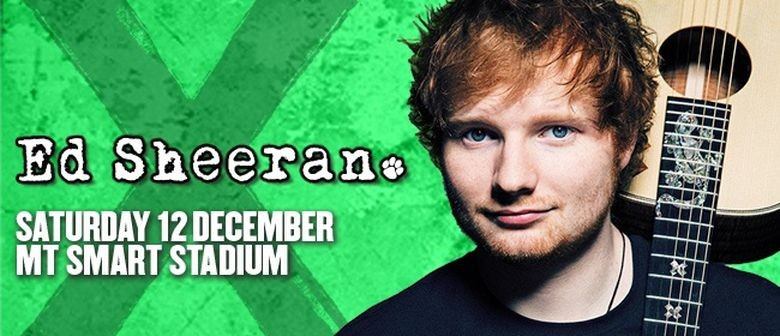 Ed Sheeran Announces Mt Smart Stadium Concert