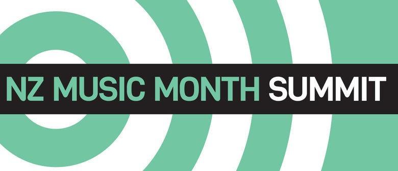 NZ Music Month Summit Lineup Announcement