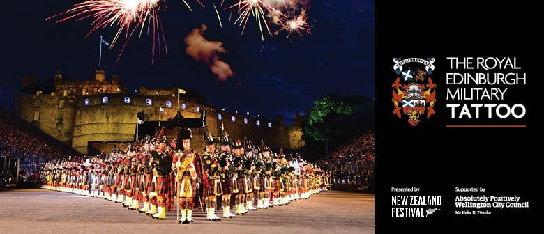 The Royal Edinburgh Military Tattoo Returns to Wellington