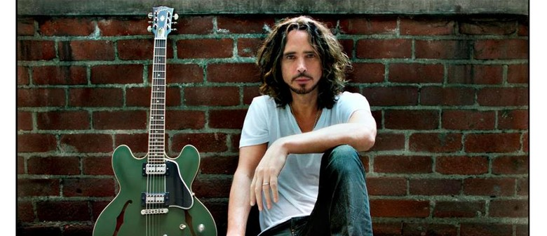 Chris Cornell Announces Solo Acoustic Tour