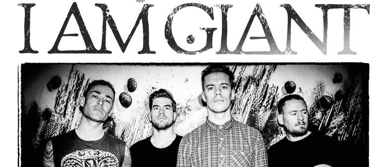 I Am Giant Announce 'Kiss From a Ghost' Tour
