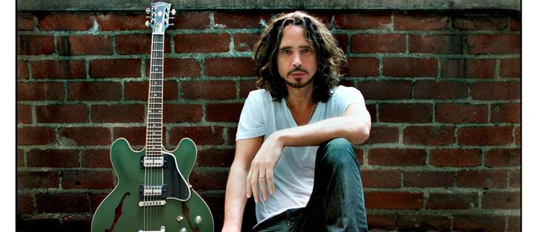 Chris Cornell Adds Second Christchurch Show