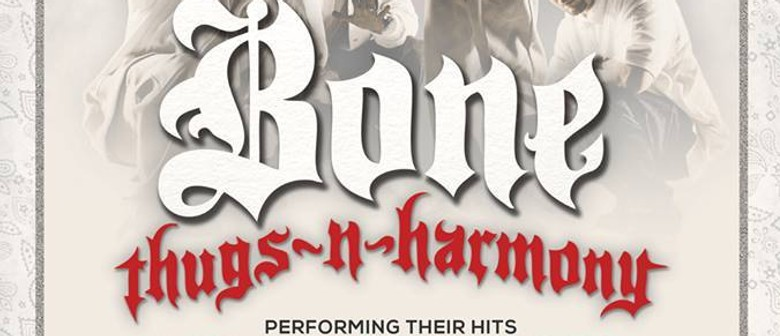 Bone Thugs-N-Harmony Venue Change