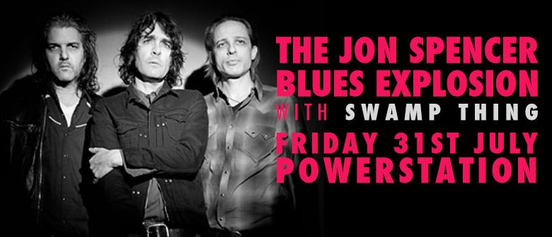 The Jon Spencer Blues Explosion Announces NZ Return