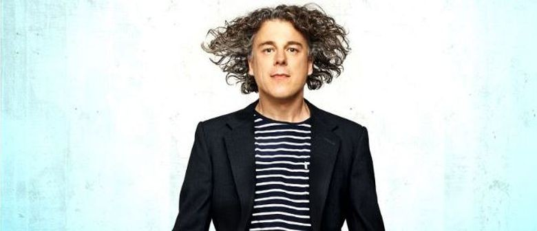 Alan Davies Adds Extra Dates to 'Little Victories' Tour