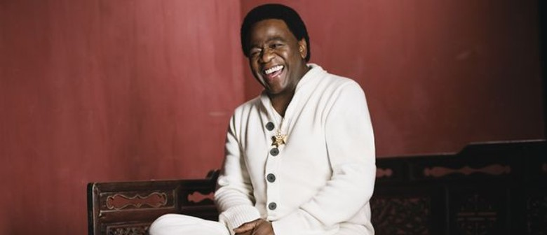 Al Green - First Ever New Zealand Show!