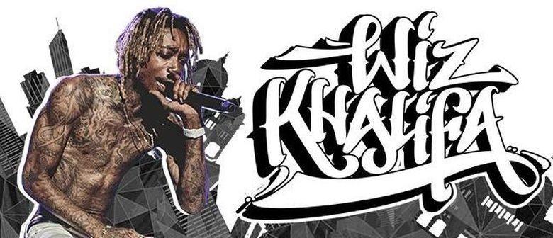 Wiz Khalifa Announces Auckland Concert