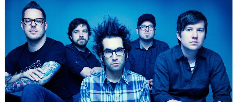 Motion City Soundtrack to Play Auckland Show