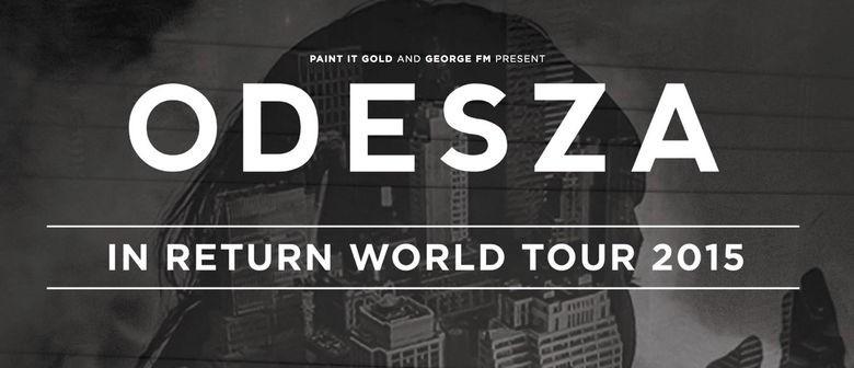 Odesza Announce New Zealand Tour