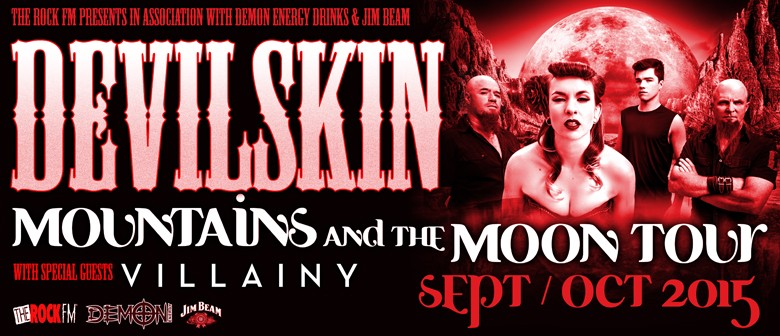 Devilskin Announces Mountain and the Moon Tour