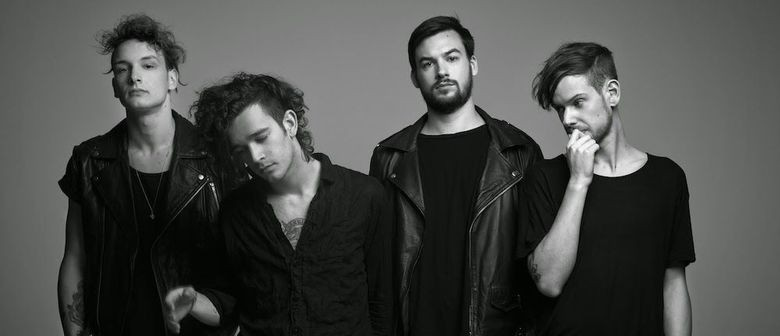 The 1975 Auckland Concert Sells Out in Minutes