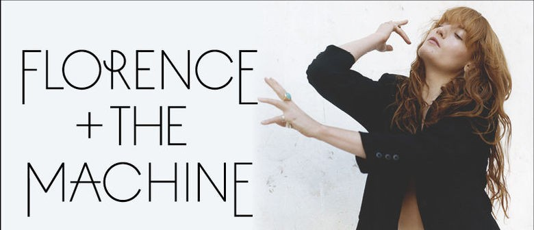 Florence and the Machine Announces NZ Show