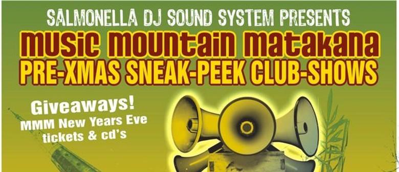 "Salmonella Dub Announce Special ""Freak Controller"" Shows"