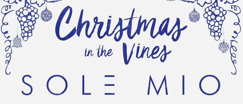 Sol3 Mio Christmas in the Vines