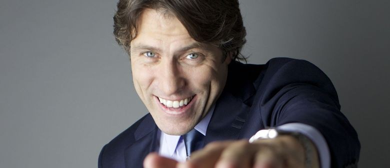 John Bishop Adds Extra Auckland Date