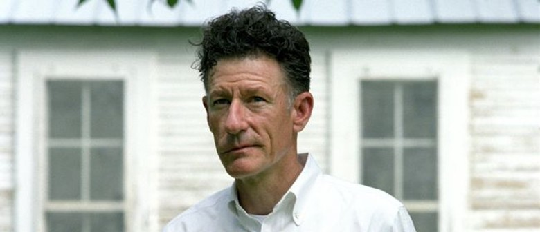Lyle Lovett - First New Zealand Show!