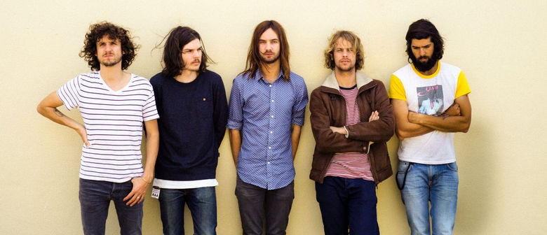 Tame Impala Announces New Zealand Tour