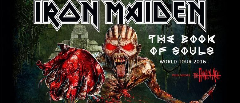 Iron Maiden Announces NZ Tour