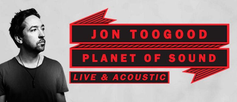 Jon Toogood Announces NZ Tour