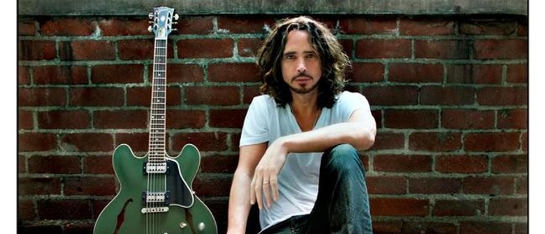 Chris Cornell Announces Another Show in Auckland