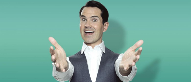 Jimmy Carr is Coming To New Zealand With His Funny Business in 2016