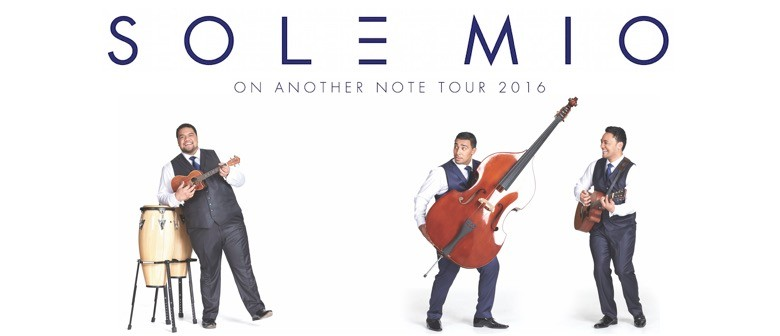 "Sol3 Mio Announce Nationwide ""On Another Note"""