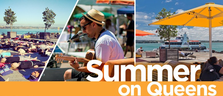 Auckland Summer Starts Today With Amazing Events At The Queens Wharf