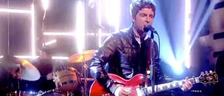 Noel Gallagher Returns To New Zealand