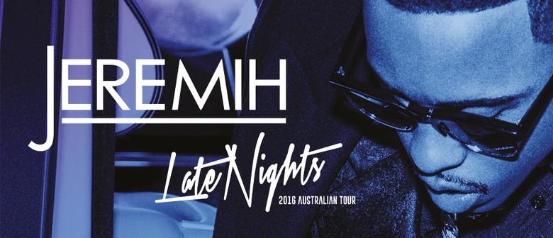 Jeremih - R&B Superstar Tour
