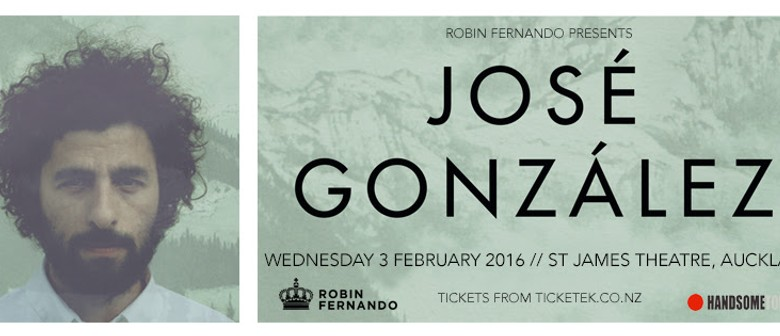 José González Returns To Auckland